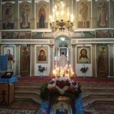 2.11.19 Димитриевская родительская суббота