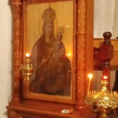 тихвинская икона в авдотьино
