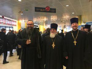 27.12.2019 Годовое собрание духовенства и мирян Московской епархии