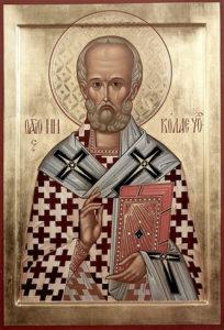свт. Николай Мирликийский, чудотворец