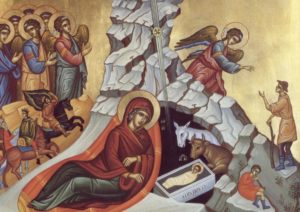 Рождества Исуса Христа от Пресвятой Девы Марии в Вифлееме