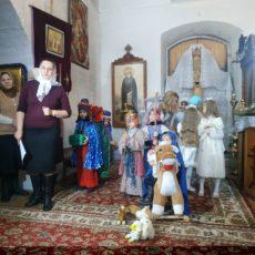 Рождественские дни в воскресной школе