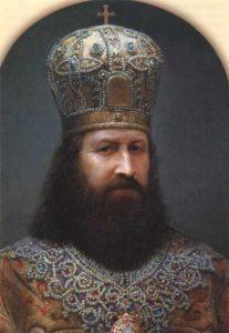 Патриарх Никон (1652-1666)