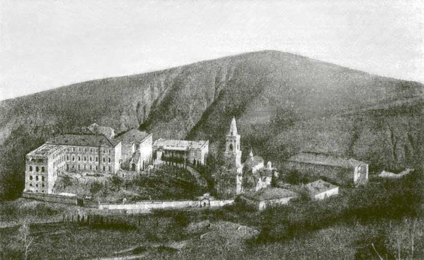 Бодбийский монастырь во имя святой равноапостольной Нины в Грузии